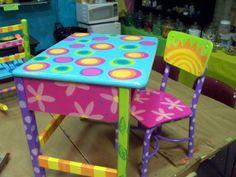 colorido, útil y decorativo