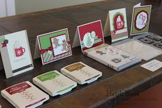 cute sample ideas.  I love this set.   # Pin++ for Pinterest #