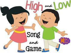 High and Low - Song and Game