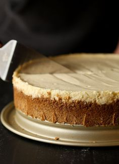 The Perfect Cheesecake
