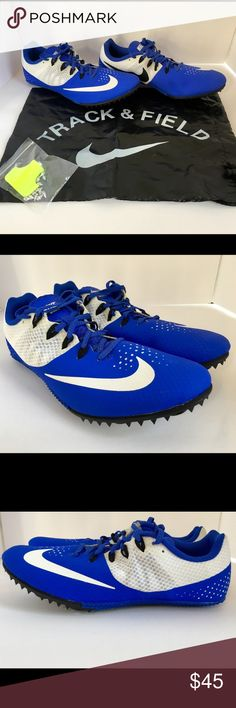 sports shoes 5f12e d9ddb Nike Zoom Rival S 8 Track   Field Sprint Spikes YOU ARE LOOKING AT A  ORIGINAL