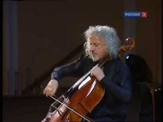 Cello | Mischa Maisky - Rachmaninoff: Vocalise (Op.34-14), The Moscow Conservatory, 2008