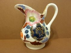 Luster Ware Pitcher, Made in Japan by BjsDoDads on Etsy