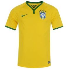 Nike Brazil Home Shirt 2014