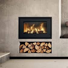 How to Install Gas Fireplace Logs . How to Install Gas Fireplace Logs . How to Convert A Gas Fireplace to Wood Burning Inset Fireplace, Fireplace Feature Wall, Vented Gas Fireplace, Fireplace Doors, Backyard Fireplace, Gas Fireplace Logs, Custom Fireplace, Fireplace Design, Fireplace Ideas