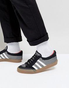 on sale 0ebbc cef1e Adidas Skateboarding adidas Skateboarding Matchcourt Sneakers In Black  CG4507 Zapatos Retro, Zapatillas De Deporte Masculinas