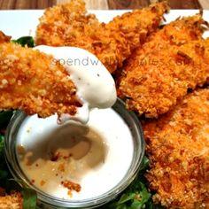 Doritos+Crusted+Chicken+Strips+Recipe+-+ZipList
