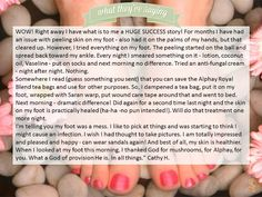 I love hearing stories of how Alphay mushrooms help people...