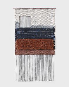 4himglory:  Woven Wall Hangings | Chantelle Grady