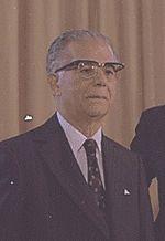 Joaquín Balaguer, Presidente Dominicano