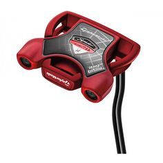 Taylor Made Spider Limited Red Right Handed Golf Putter from @golfskipin
