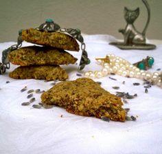 Lavender Orange Hazelnut Scones  Yield: 16 small scones  Calories per serving: 50 per scone