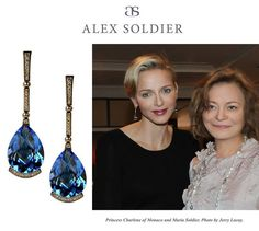 A blog about Royals and Princess Charlene fashion and style