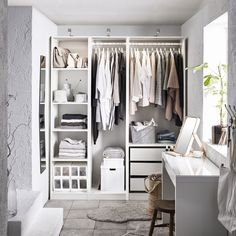 Simple IKEA Deutschland MALM und PAX kann man ganz leicht kombinieren so wie hier mit