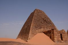 Forgotten pyramids of Sudan