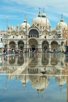Venice, Italy  Visit today! https://trampolinn.com