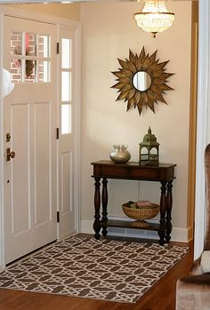 Area Rug Size And Placement Designers Call Blog Trends Tips Foyer Decorating Decoratingentry Doorsfront