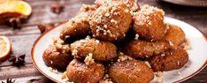 Τα πιο Νόστιμα Μελομακάρονα | Συνταγή Waffle Cookies, Sandwich Cookies, Oatmeal Cookies, Chocolate Pepper, Anzac Biscuits, Buttery Shortbread Cookies, Xmas Cookies, Shaped Cookie, Holiday Recipes
