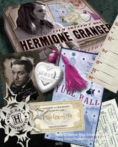 Hermione Granger Artefact box by the Noble Collection Harry Potter Watch Harry Potter Movies, Harry Potter Props, Harry Potter Love, Harry Potter Memorabilia, Harry Potter Merchandise, Harry Potter Hermione Granger, Hades, Hogwarts Express Ticket, Noble Collection Harry Potter