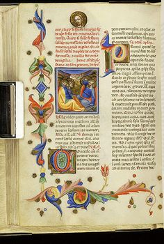 Missal, MS G.16 fol. 145v - Images from Medieval and Renaissance Manuscripts - The Morgan Library & Museum