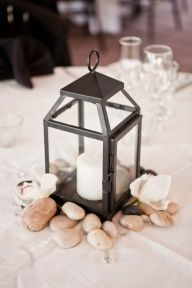 BBQ Wedding - Centrepieces