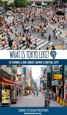what is tokyo like? Japan travel