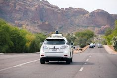 Google continues to tap new testing locations for its self-driving cars, with…