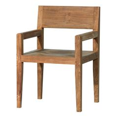 chair wood