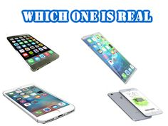 Which one is real iPhone 7