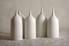 Sensual ceramics. Makes me want to touch.