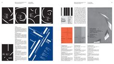 Neue Grafik/New Graphic Design/Graphisme actuel 1958–1965 | Lars Müller reprint, on Typetoken - via Smörgåsbord