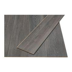 GOLV Laminaatvloer IKEA Gelamineerd oppervlak; een slijtvaste vloer voor kantoor en alle ruimtes thuis, uitgezonderd vochtige.
