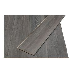 GOLV Laminated flooring IKEA Laminated surface; a hardwearing floor for offices and all areas in the home except wet rooms.