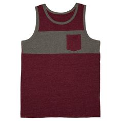 Men's Tank Top - Mossimo Supply Co. Red M