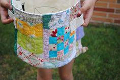 Tutorial: Patchwork Bucket