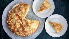 Pražský koláč s pudinkovým krémem: kynuté těsto bez majonézy French Toast, Sweets, Breakfast, Ethnic Recipes, Food, Sweet Pastries, Morning Coffee, Meal, Gummi Candy
