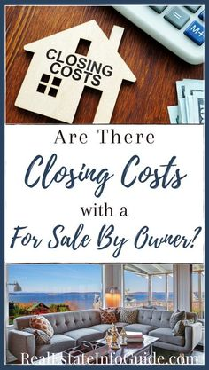 Homes For Sale By Owners are more common than they once were, but many of us are still unfamiliar with the details of the process. One common question is whether or not there are closing costs on a for sale by owner home. Are There Closing Costs On A For Sale By Owner Home? Click the link to find out! #RealEstate #REIG #ForSaleByOwner #HomeSelling #HomeSeller #HomeBuying #HomeBuyerTips #HomeSellerTips #FirstTimeHomeBuyer #HomeBuyingTips #HomeSellingTips Home Buying Tips, Home Selling Tips, Home Buying Process, Real Estate Houses, Estate Homes, Closing On House, New Address Cards, First Home Gifts, Real Estate Buyers