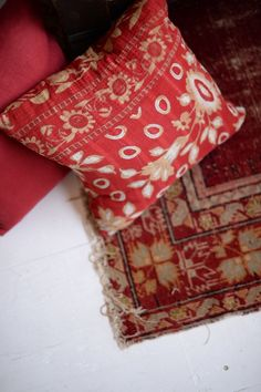 Found Vintage Rentals Color Theory: RED