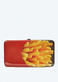 French Fries Wristlet | Wallets   Wristlets | rue21 (I own this and get a ton of compliments!)