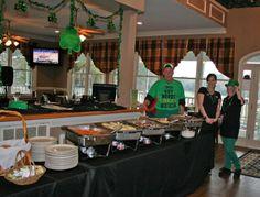 2014 St.Patrick's Day Buffet Dinner at Legend Oaks!