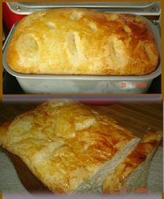 Máquina de Fazer Pão & Cia: Pão Doce Português