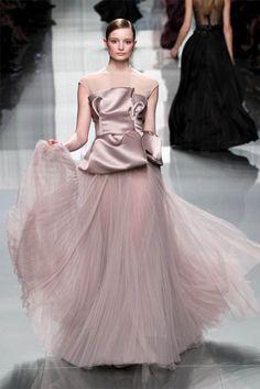 Christian Dior Paris Fashion Week Fall Winter 2012-2013