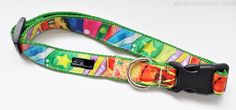 """""""Steal Your Heart"""" dog collar by Dean Russo Art. Available now!!!"""