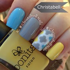 .@christabellnails | I love discovering new awesome nail artists on IG.  Have you seen @Natalie Jost Armstrong... | Webstagram