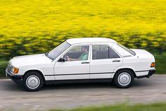 Vom 190er bis zum Golf II: Diese Autos halten ewig