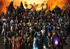 List of Mortal Kombat characters - Wikipedia, the free encyclopedia