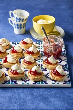 Using coconut milk and desiccated coconut, these tropical pikelets taste amazing topped with jam and cream – they're perfect for a high tea or with a cuppa.