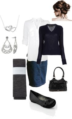 """""""My outfit today"""" by jenni-cade-horn on Polyvore"""
