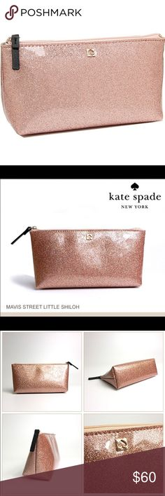 💝kate spade mavis street little shiloh rose gold kate spade mavis street little shiloh rose gold BNWT in original packaging. Out of stock. No trades kate spade Bags Cosmetic Bags & Cases