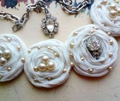 DIY JEWELRY IDEAS  This could be fun!
